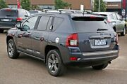 2016 Jeep Compass MK MY16 North CVT Auto Stick Blue 6 Speed Constant Variable Wagon Strathmore Moonee Valley Preview