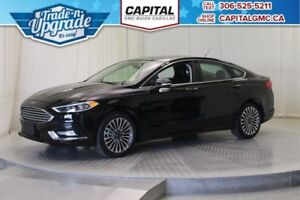 2017 Ford Fusion SE AWD*Leather-Sunroof-Navigation*