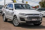 2015 Ford Territory SZ MkII TX Seq Sport Shift Silver 6 Speed Sports Automatic Wagon Gympie Gympie Area Preview