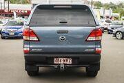 2015 Mazda BT-50 UP0YF1 XT Blue 6 Speed Sports Automatic Utility Mount Gravatt Brisbane South East Preview