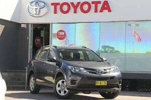 2013 Toyota RAV4 ASA44R GX (4x4) Graphite 6 Speed Automatic Wagon Old Guildford Fairfield Area Preview