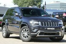 2013 Jeep Grand Cherokee WK MY14 Laredo (4x4) Silver 8 Speed Automatic Wagon Rosebery Inner Sydney Preview