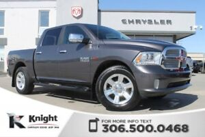 2014 Ram 1500 Longhorn Limited EcoDiesel- Heated/Cooled Leather