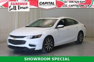2017 Chevrolet Malibu LT*Nav*Sunroof*Leather*