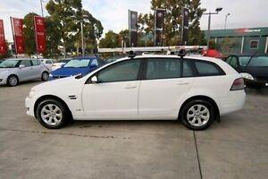 2013 Holden Commodore White Sports Automatic Wagon Blackburn Whitehorse Area Preview
