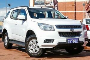 2015 Holden Colorado 7 RG MY16 LT White 6 Speed Sports Automatic Wagon Fremantle Fremantle Area Preview