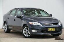2012 Ford Mondeo MC Zetec PwrShift TDCi Grey 6 Speed Sports Automatic Dual Clutch Hatchback Blacktown Blacktown Area Preview