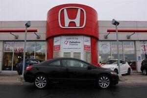2009 Honda Civic Coupe Si- MANUAL+ SUNROOF+ SPORT SEATS & MORE!