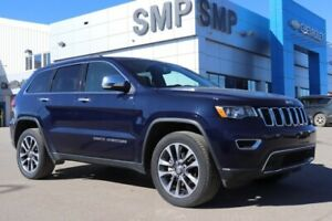 2018 Jeep Grand Cherokee Limited - Leather, Nav, Sunroof, Rem St