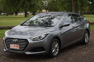 2015 Hyundai i40 VF2 Active Titanium Silver 6 Speed Sports Automatic Sedan Winnellie Darwin City Preview