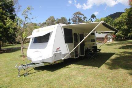 2016 Jayco 5 berth Family bunk caravan for sale Burleigh Heads Gold Coast South Preview