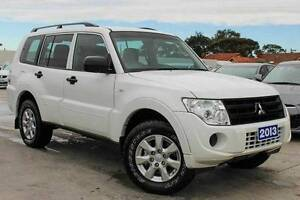 From $100 Per week on Finance* 2012 Mitsubishi Pajero Wagon Hughesdale Monash Area Preview