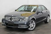 2013 Mercedes-Benz C250 W204 MY13 Avantgarde 7G-Tronic + Grey 7 Speed Sports Automatic Sedan Seven Hills Blacktown Area Preview