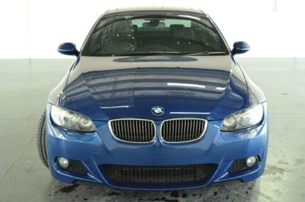 2010 BMW 325I E92 MY10 Steptronic Blue 6 Speed Sports Automatic Coupe Lyndhurst Greater Dandenong Preview