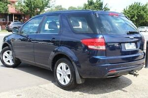 2013 Ford Territory SZ TX Seq Sport Shift Blue 6 Speed Sports Automatic Wagon Berwick Casey Area Preview