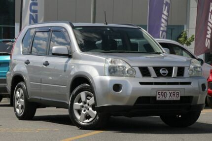 2007 Nissan X-Trail T30 II MY06 ST Silver 4 Speed Automatic Wagon Wavell Heights Brisbane North East Preview