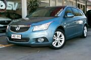 2012 Holden Cruze JH Series II MY13 CDX Sportwagon Blue 6 Speed Sports Automatic Wagon Somerton Park Holdfast Bay Preview