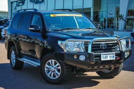 2015 Toyota Landcruiser URJ202R MY13 GXL Ebony Black 6 Speed Sports Automatic Wagon Wangara Wanneroo Area Preview