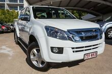 2014 Isuzu D-MAX MY15 LS-U Crew Cab Splash White 5 Speed Manual Utility Mount Gravatt Brisbane South East Preview