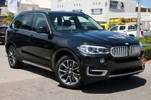 2014 BMW X5 F15 xDrive30d Black 8 Speed Sports Automatic Wagon Nedlands Nedlands Area Preview