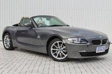 2008 BMW Z4 E85 MY07 Steptronic Grey 6 Speed Sports Automatic Roadster Embleton Bayswater Area Preview