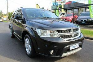 2011 Dodge Journey JC MY10 SXT Black 6 Speed Automatic Wagon West Footscray Maribyrnong Area Preview