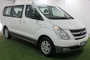 2014 Hyundai iMAX TQ-W MY15 White 4 Speed Automatic Wagon Moonah Glenorchy Area Preview