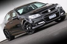 2015 Holden Commodore VF MY15 SS V Redline Black 6 Speed Sports Automatic Sedan Ferntree Gully Knox Area Preview