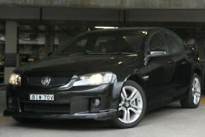2009 Holden Commodore VE MY09.5 SV6 Black 5 Speed Automatic Sedan Brookvale Manly Area Preview