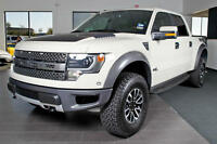 2013 Ford Other SVT Pickup Truck as loaded as it can get