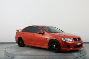2006 Holden Commodore VE SS V Orange 6 Speed Sports Automatic Sedan Old Guildford Fairfield Area Preview