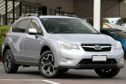 2014 Subaru XV G4X MY14 2.0i-L Lineartronic AWD Silver 6 Speed Constant Variable Wagon Christies Beach Morphett Vale Area Preview