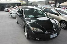 2008 Mazda 3 BK MY06 Upgrade Maxx Sport Black 5 Speed Manual Hatchback Mitchell Gungahlin Area Preview