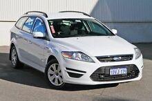 2012 Ford Mondeo MC LX PwrShift TDCi White 6 Speed Sports Automatic Dual Clutch Wagon Hillman Rockingham Area Preview