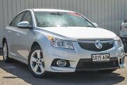 2011 Holden Cruze JH Series II MY11 SRi-V Silver 6 Speed Sports Automatic Sedan Valley View Salisbury Area Preview