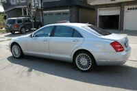 2011 Mercedes-Benz S-Class S-550 4Matic Sedan