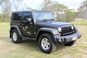 2012 Jeep Wrangler JK MY2013 Sport Black 6 Speed Manual Softtop Ormeau Gold Coast North Preview
