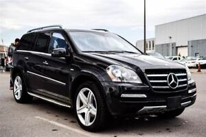 2010 Mercedes-Benz GL-Class 550 SUV, Crossover