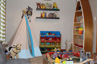 Chasing Fireflies Childcare - Toddler spaces!