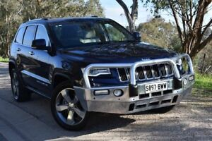 2013 Jeep Grand Cherokee WK MY2014 Limited Blue 8 Speed Sports Automatic Wagon St Marys Mitcham Area Preview