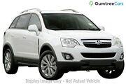 2014 Holden Captiva CG MY14 5 AWD LT White 6 Speed Sports Automatic Wagon Wangara Wanneroo Area Preview