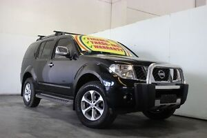 2007 Nissan Pathfinder R51 ST-L (4x4) Black 5 Speed Automatic Wagon Underwood Logan Area Preview