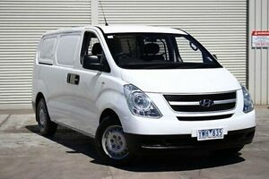 2012 Hyundai iLOAD TQ2-V MY12 White 5 Speed Automatic Van Seaford Frankston Area Preview
