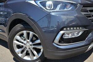 2015 Hyundai Santa Fe DM Series II (DM3) Elite CRDi (4x4) Blue 6 Speed Automatic Wagon Wolli Creek Rockdale Area Preview