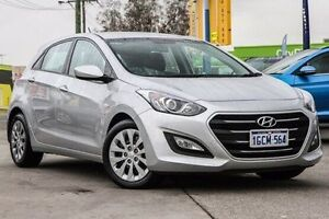 2016 Hyundai i30 GD4 Series II MY17 Active Silver 6 Speed Sports Automatic Hatchback Bellevue Swan Area Preview