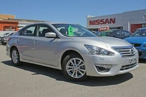 2016 Nissan Altima L33 ST X-tronic Silver 1 Speed Constant Variable Sedan Hillman Rockingham Area Preview