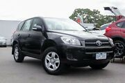 2009 Toyota RAV4 ACA33R MY09 CV Black 4 Speed Automatic Wagon Dandenong Greater Dandenong Preview