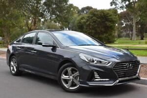 2017 Hyundai Sonata LF4 MY18 Active Pantera Grey/ 6 Speed Sports Automatic Sedan St Marys Mitcham Area Preview