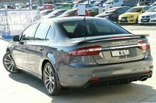 2015 Ford Falcon FG X XR6 Grey 6 Speed Sports Automatic Sedan Pennant Hills Hornsby Area Preview