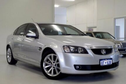 2008 Holden Calais VE MY08.5 V Silver 5 Speed Sports Automatic Sedan Myaree Melville Area Preview